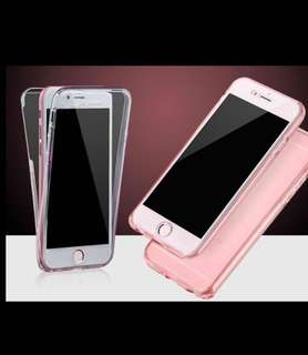 Soft Full Cover Clear Case for Iphone 6/6s