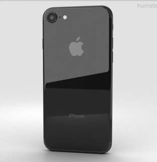 iPhone 7. 128GB jet black, Hong Kong stock, still on warranty, 99%new... only handset
