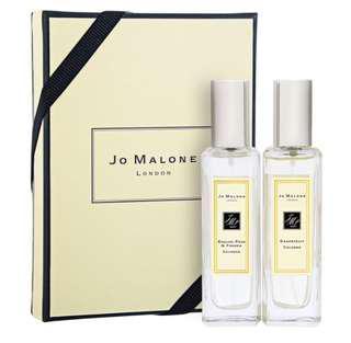 Jo Malone 2支香水禮盒