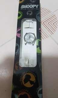 BNIB Snoopy Watch