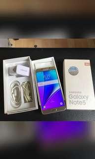 Samsung note 5/32gb/99%new