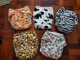 Cloth Diaper Alva