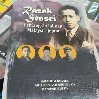 Razak Sensei Pemangkin Jalinan Malaysia Jepun