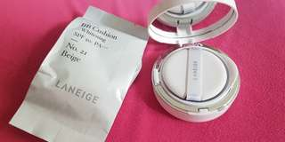 Laneige BB Cushion No.21 beige