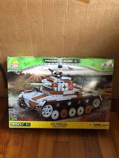 Cobi Panzer II Ausf C