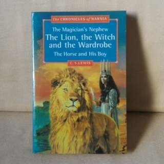 The Chronicles Of Narnia (C. S. Lewis)