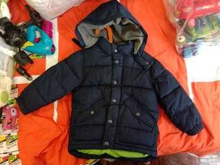Winter Jacket for baby boy age 2 years onwards