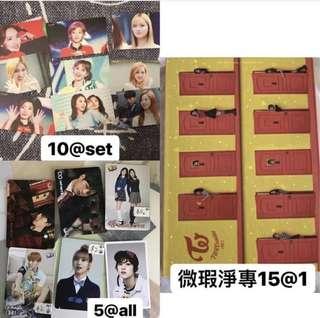 Twice飯卡 album