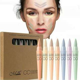 ME NOW 6PC COLOR CORRECTOR