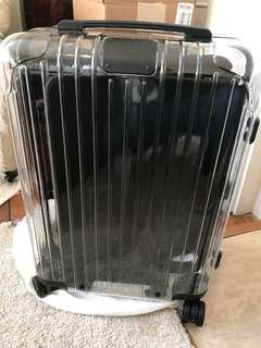 Off-white Rimowa Transparent Carry-on