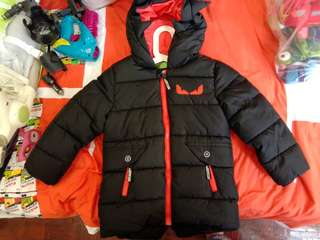 Winter Jacket for Boy age 4