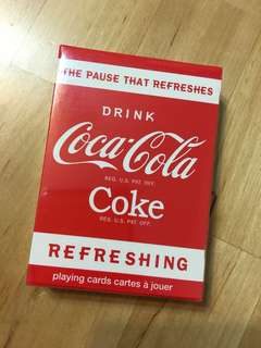 Coke Playing Cards