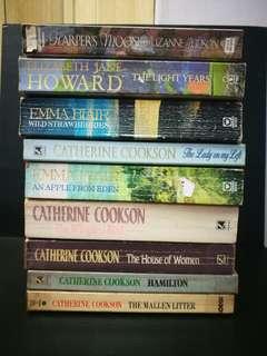 Classic English authors