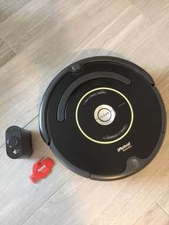 iRobot Roomba 650 vacuum cleaning robot 掃地機械人自動吸塵機
