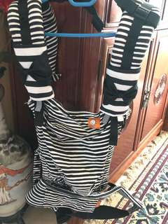 Tula ftg imagine w/ matching drool pads