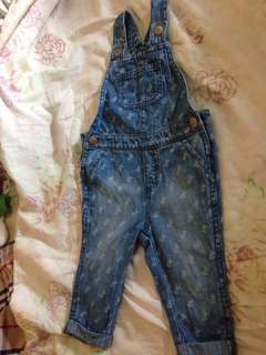 Overall Old Navy 6m-1y