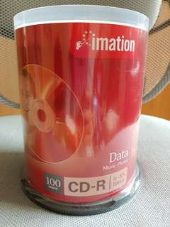 BN Imation 100 pcs CD-R