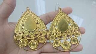Anting2 Emas Arabian Style