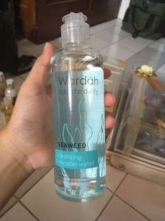 Wardah Micellar Water