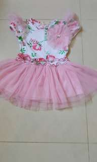 Preloved Tutu Dress