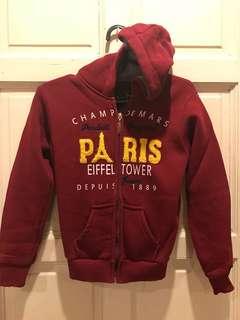 Paris hoody sweater