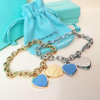 Tiffany Bracelet Stainless