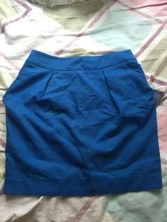 Zara 女裝半截裙 skirt