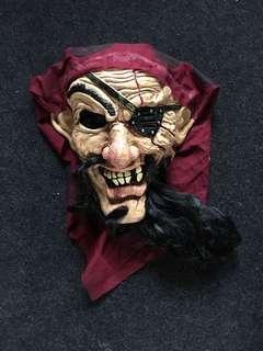 pirates adult mask