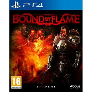 PS4 Bound By Flame R2