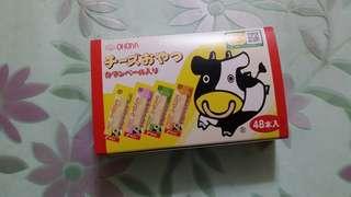 日本牛乳芝士