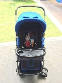 Multi-functional Stroller and Rocker