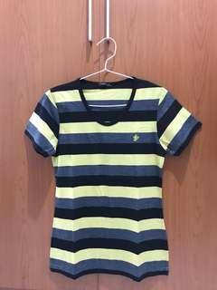 Medium Stripe T-Shirt by Osella