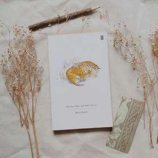 Monsoon Tigers and Other Stories by Rain Chudori (English/Novel Inggris)