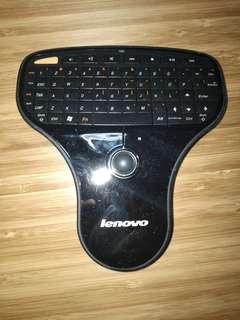 USB Mini track ball and keyboard