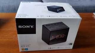 Sony FM/AM Clock Radio