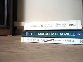 Titles by Malcolm Gladwell