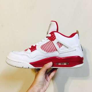 🚚 Air Jordan 4代