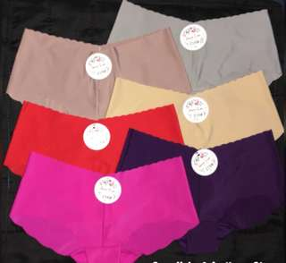 Assorted Color seamless panty