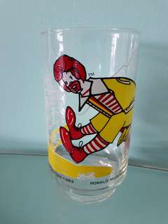 1983 McDonald Glass