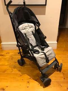 Preloved travel stroller