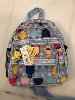🚚 Brand new harajuku lovers kids backpack