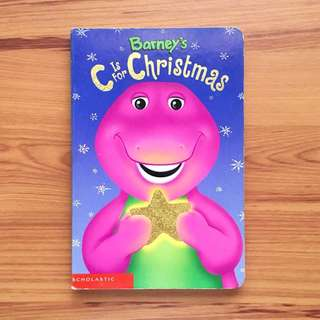 Barney's C is for Christmas