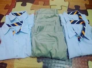 JRU Uniform