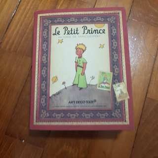 Moving Sale: Le Petit Prince Planner