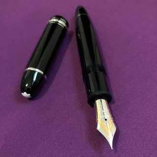 Montblanc 149 Platinum Trim Fountain Pen