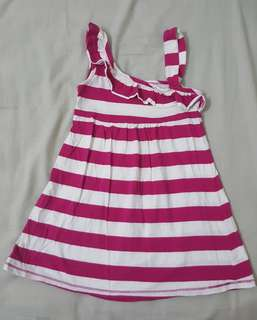 Girl Dress @ Long Top