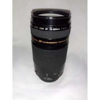 Ultrasonic Lens 75-300