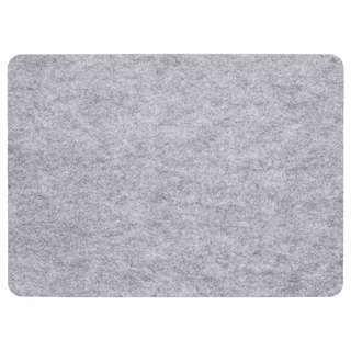 IKEA VÄLBEHÅLL Place mat, light grey