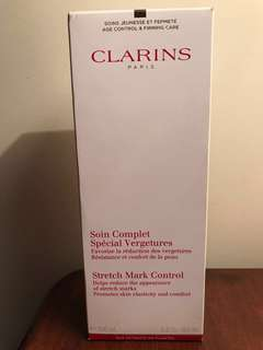 *Brand New* Clarins Stretch Mark Control