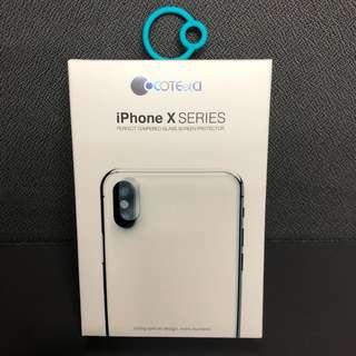 COTEetCI iPhone X鏡頭保護貼